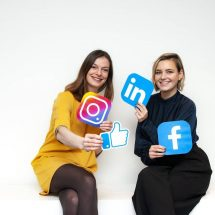 Increasing Personal Contact with increase in Facebook and instagram followers