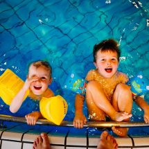Baby Swimming Lessons in Tucson, AZ – Classes for babies to swim