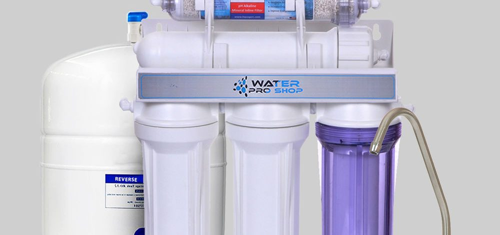 Reasons To Choose Reverse Osmosis Filters